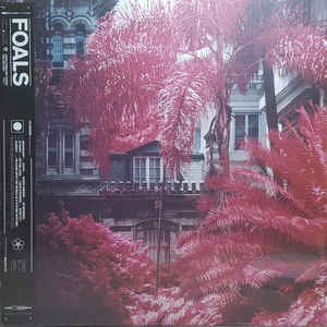 "Foals Everything Not Saved Will Be Lost Part 1 Vinyl 2x 12"" LP"