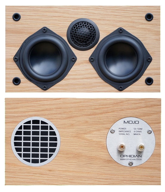 "Ophidian Audio ""Mojo"" altavoz central"