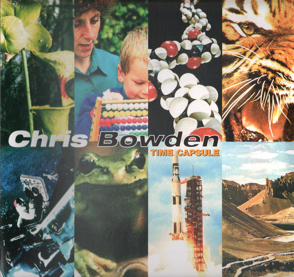 Chris Bowden - Time Machine