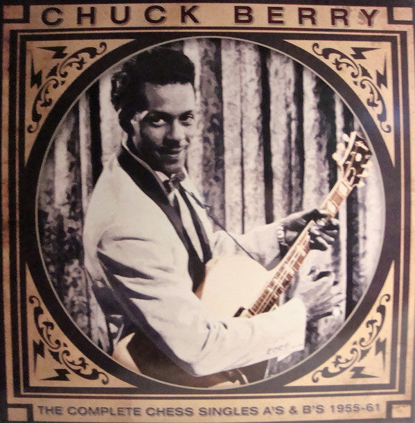 Chuck Berry - The Complete Chess Singles A's & B's 1955-61