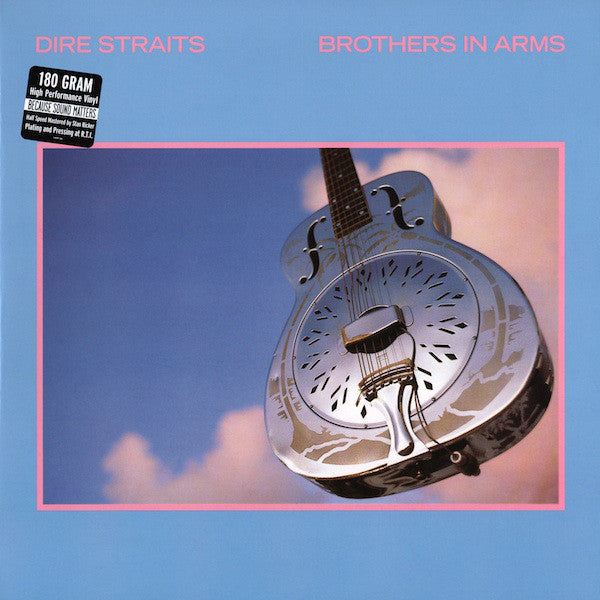 Dire Straits - Brothers In Arms (High Performance Vinyl version)