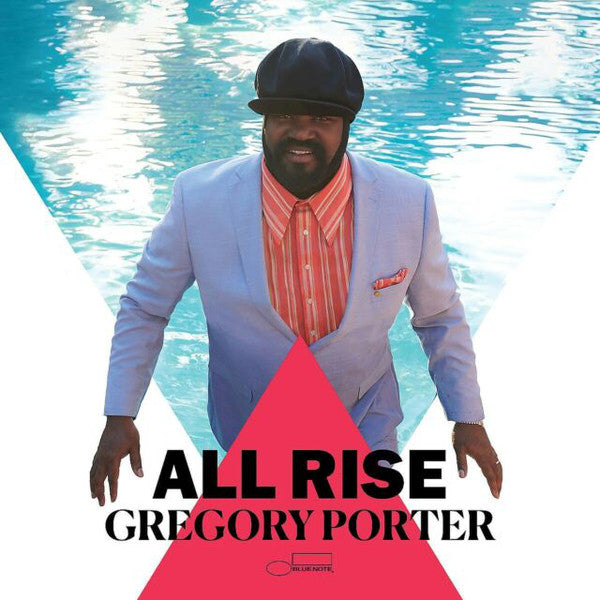 "Gregory Porter All Rise Vinyl 2x 12"" LP 2020 Decca/Blue Note"