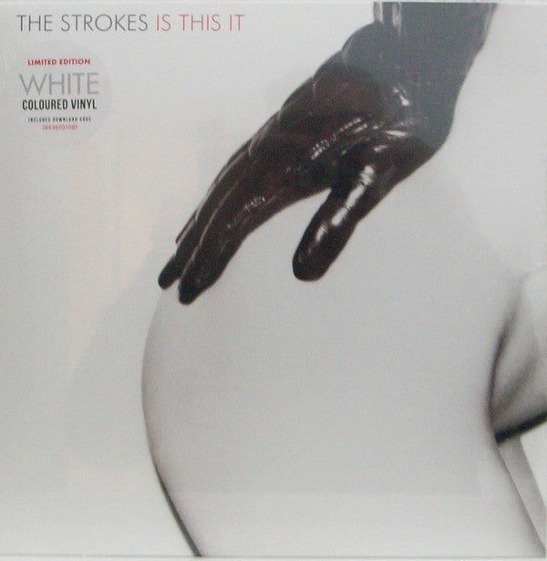 The Strokes Is This It 2020 reissue limited edition white vinyl