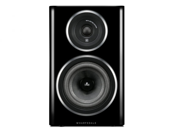 Wharfedale Diamond 11.2 bookshelf speaker altavoces de support negro
