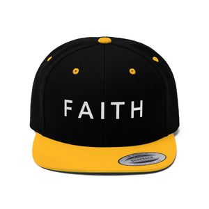 Faith (Snapback | Multiple Colors) - GOD FIRST ATTIRE