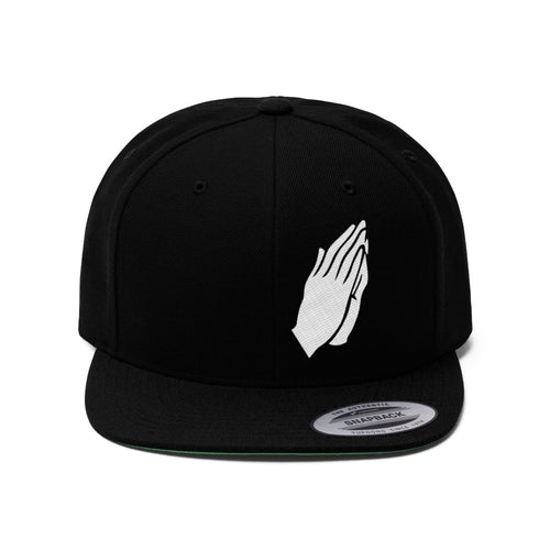Prayer Hands (Snapback | Multiple Colors) - GOD FIRST ATTIRE