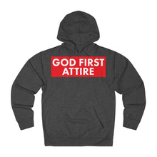 Load image into Gallery viewer, Block Name (Hoodie | Multiple Colors) - GOD FIRST ATTIRE