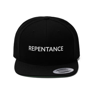 Repentance (Snapback | Multiple Colors) - GOD FIRST ATTIRE