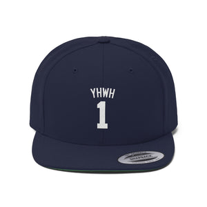 YHWH 1 (Snapback | Multiple Colors) - GOD FIRST ATTIRE