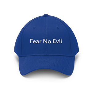 Fear No Evil (Cap | Multiple Colors) - GOD FIRST ATTIRE