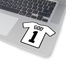 Load image into Gallery viewer, GOD 1 Jersey (Sticker) - GOD FIRST ATTIRE