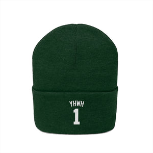 YHWH 1 (Beanie | Multiple Colors) - GOD FIRST ATTIRE