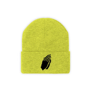 Prayer Hands (Beanie | Multiple Colors) - GOD FIRST ATTIRE