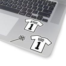 Load image into Gallery viewer, Jersey 3-Pack (Stickers) - GOD FIRST ATTIRE