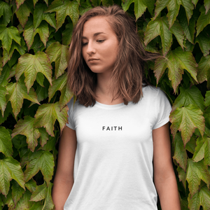 Faith Tee (Multiple Colors)