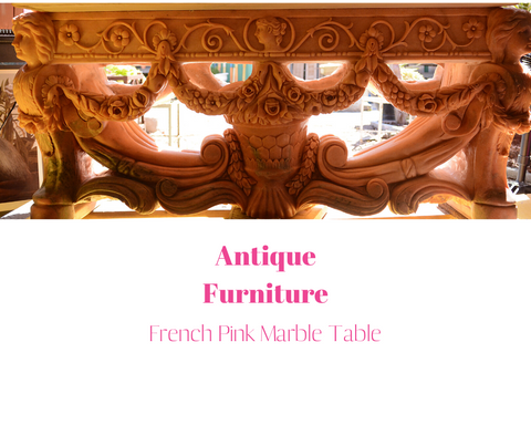 antique furniture store Charleston