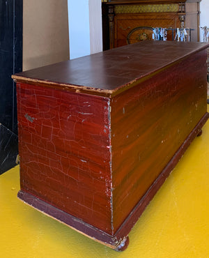 Early American Blanket Chest - 1860 - 1875