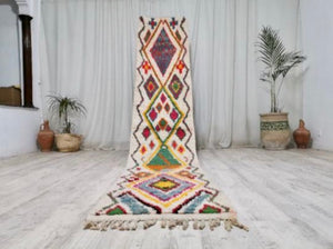 Authentic Moroccan Decorative Berber Rug