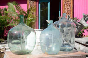 Large Glass Wine Jug