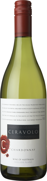Chardonnay | Adelaide Hills   2018   Lightly Oaked