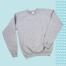 Load image into Gallery viewer, Heather Gray 50/50 Sweatshirt