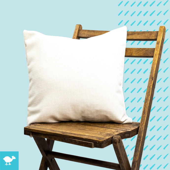 White Sachi Pillow Case
