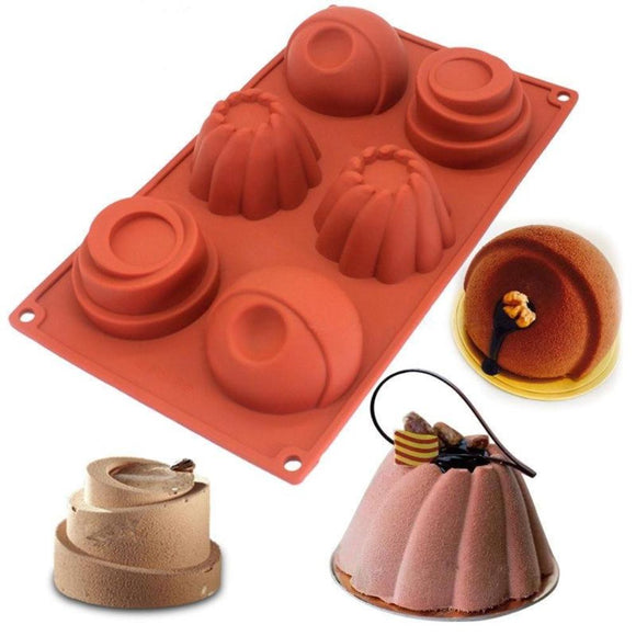 MOULE SILICONE PATISSERIE