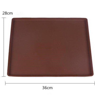 PLAQUE SILICONE PATISSERIE