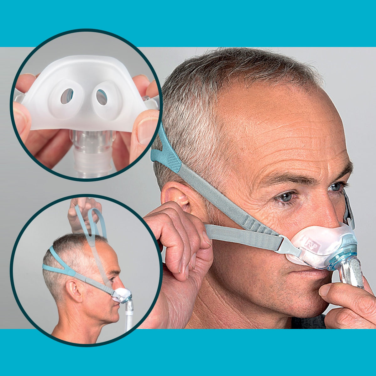 Image result for F&P Brevida Nasal Pillow