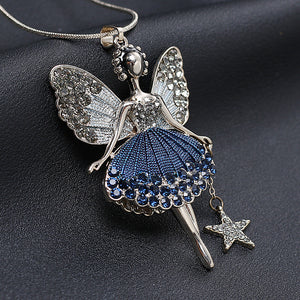 The Winter Fairy Necklace