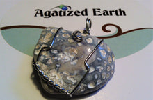 Load image into Gallery viewer, Baby Blue Fossil Coral - Agatized Earth