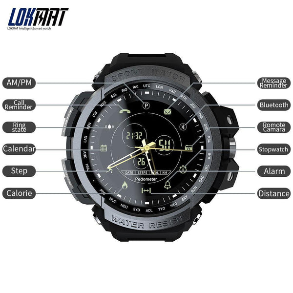 LOKMAT-Sport Smart Watch Neram