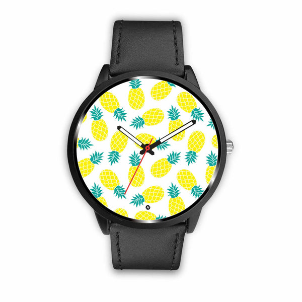 Pineapple love Watch wc-fulfillment Mens 40mm Black