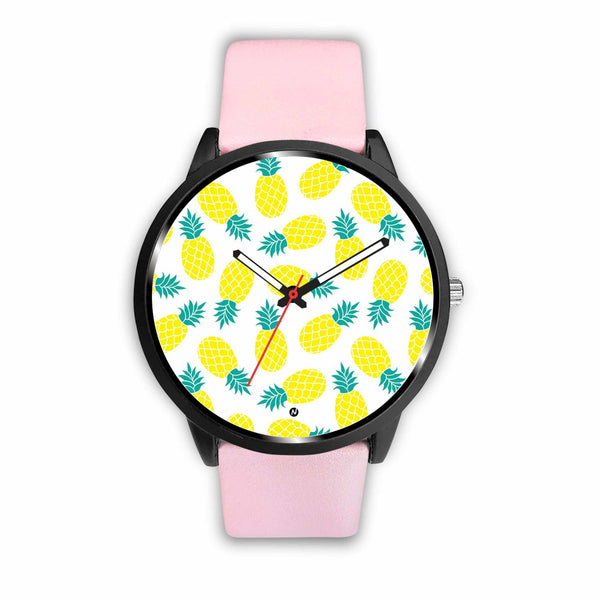 Pineapple love Watch wc-fulfillment Mens 40mm Pink