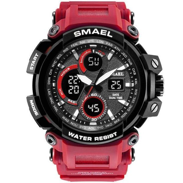 SMAEL Sports Gear Neram Red