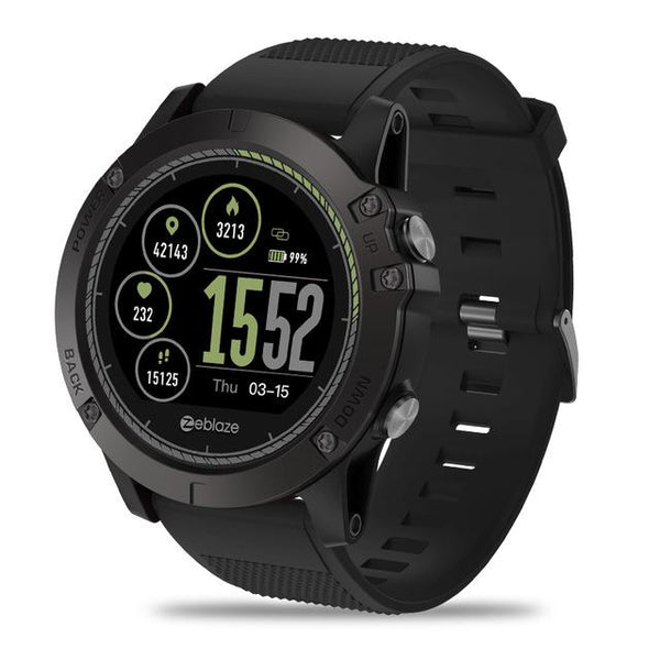 Zeblaze VIBE 3 HR Smartwatch Neram Black