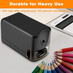Electric Pencil Sharpener Heavy Duty-PS13