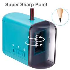 Electric Pencil Sharpener for Colored Pencils-PS15