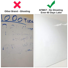 White Board Paper- No Ghost after 2 Months 1.5*11 Ft-WS11