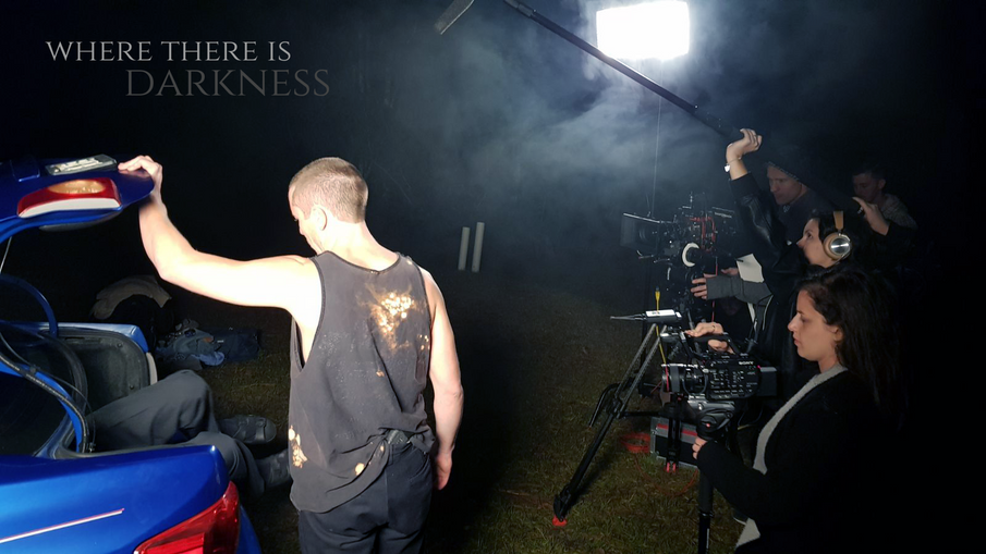 New film: Where There Is Darkness
