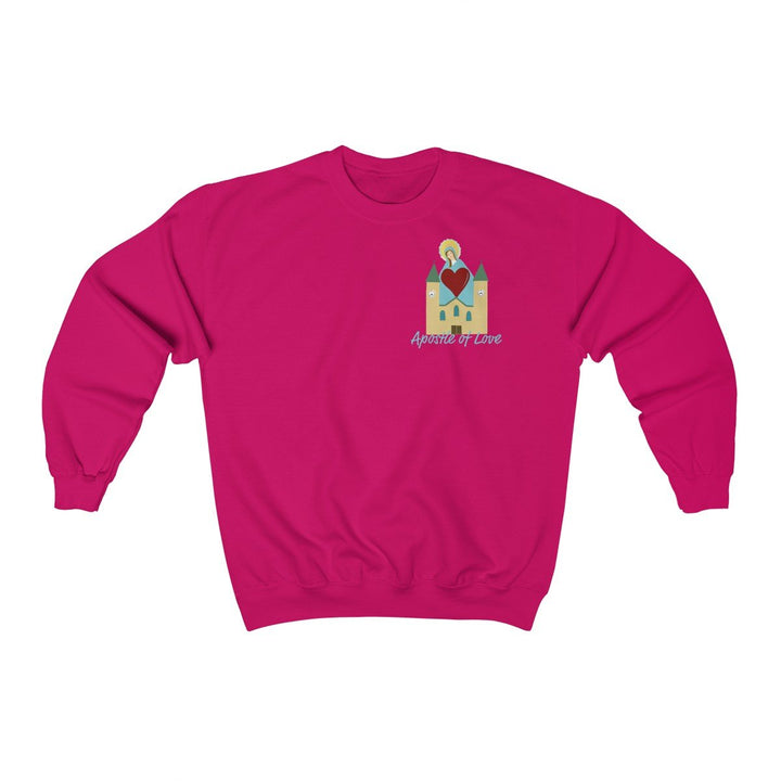 Unisex Apostle of Love Sweatshirt - Heavy Blend™