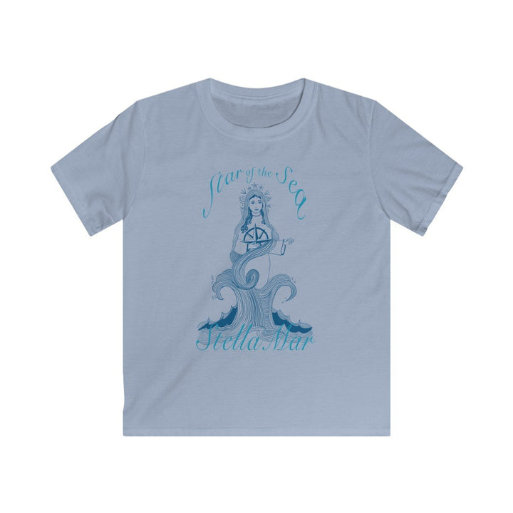 Star of the Sea Kids Softstyle Tee