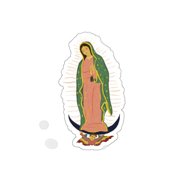 Our Lady of Guadalupe Kiss-Cut Stickers