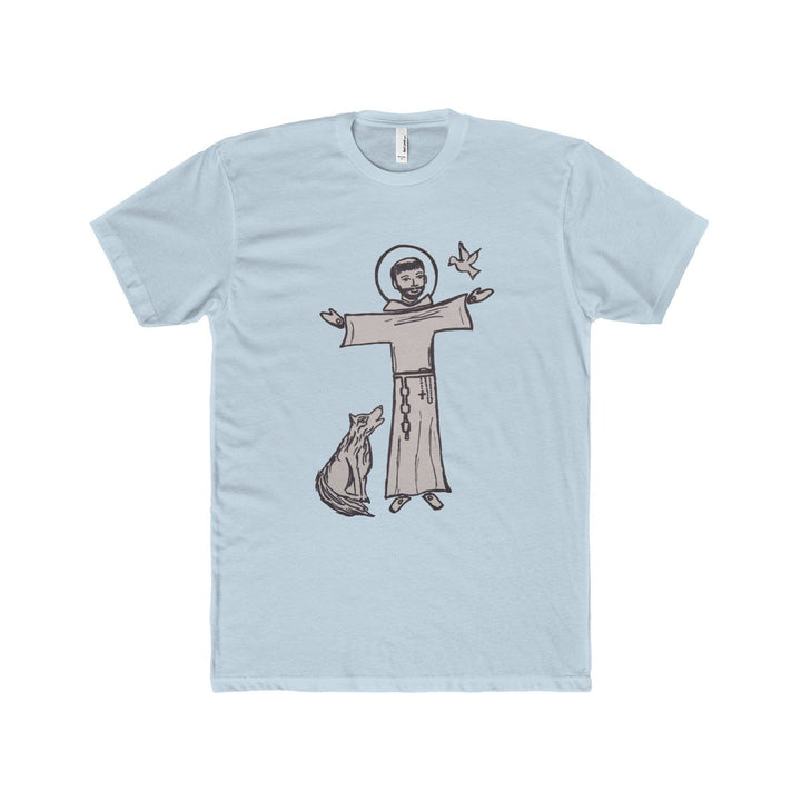St. Francis and Brother Wolf T-Shirt