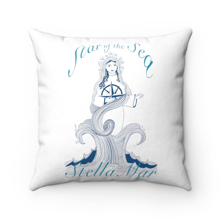 Star of the Sea Prayer Pillow