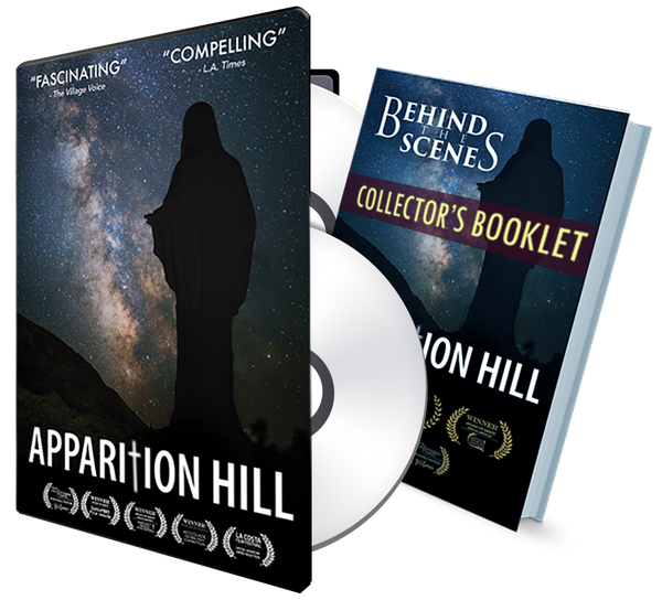 Apparition Hill 2-Disc Set - DVD