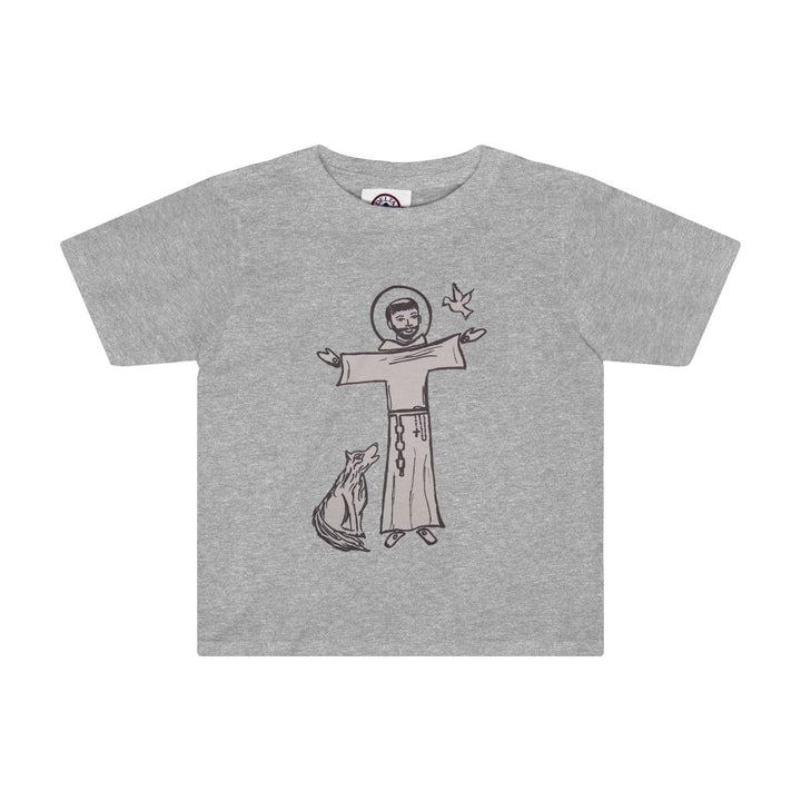 St. Francis Toddler Tee