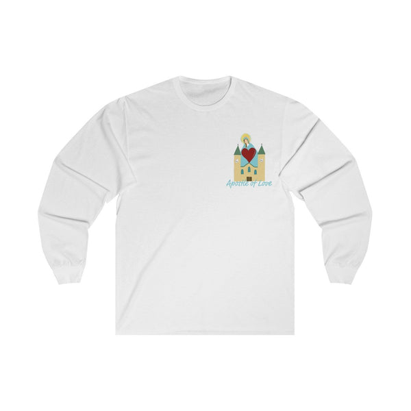 Apostle of Love - Long Sleeve Men's Tee