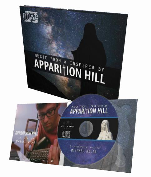 Apparition Hill Soundtrack CD - 50% Off!