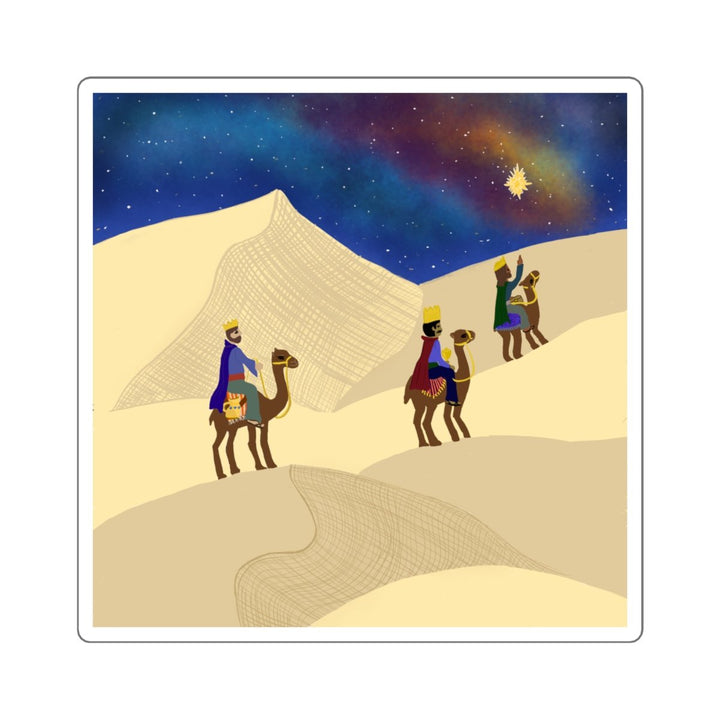 Three Wise Men Stickers